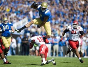 UCLA tight end Joseph Fauria