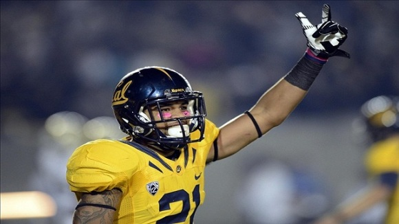California wide receiver Keenan Allen