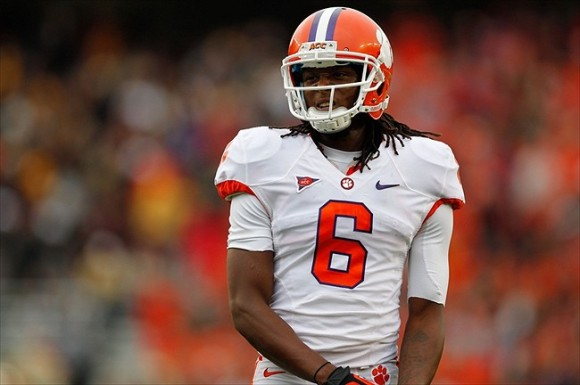 Clemson wide receiver Deandre Hopkins
