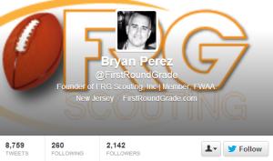Bryan Perez  FirstRoundGrade  on Twitter